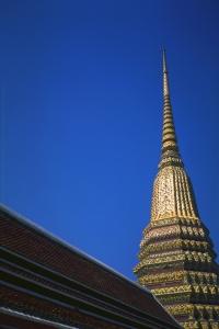 Stupa, Wat Pho, Bangkok, Thailand