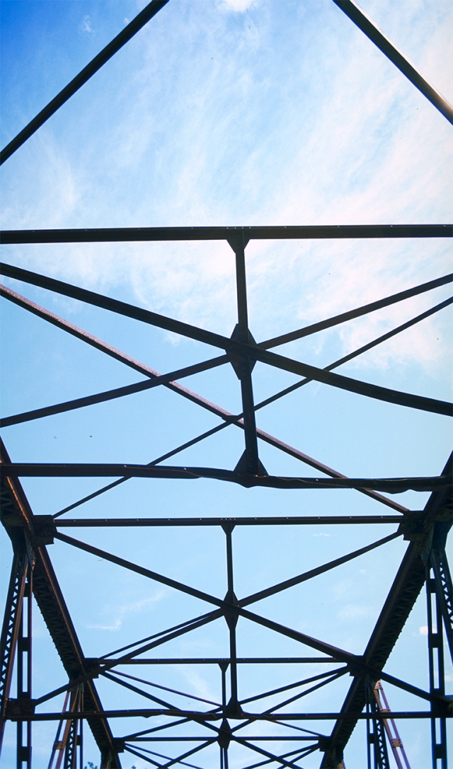 Rock Creek Bridge, Route 66, Near Sapulpa, Oklahoma, United States of America