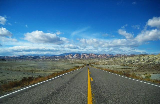 Navajo Sandstone Domes, Capitol Reef National Park, Utah, United States of America