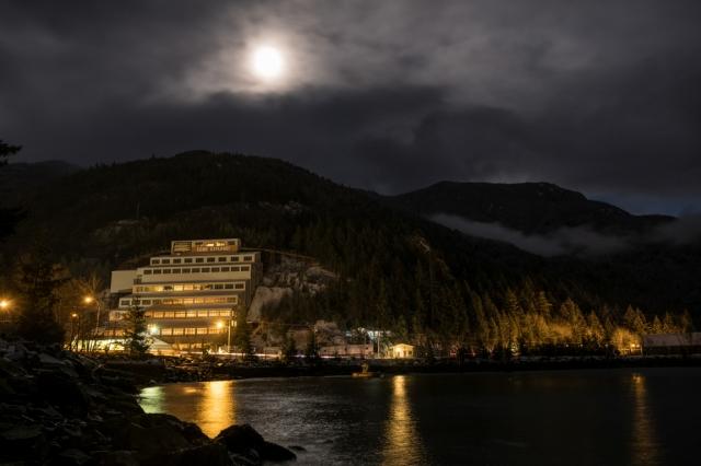 Britannia Mine, Britannia Beach, British Columbia, Canada
