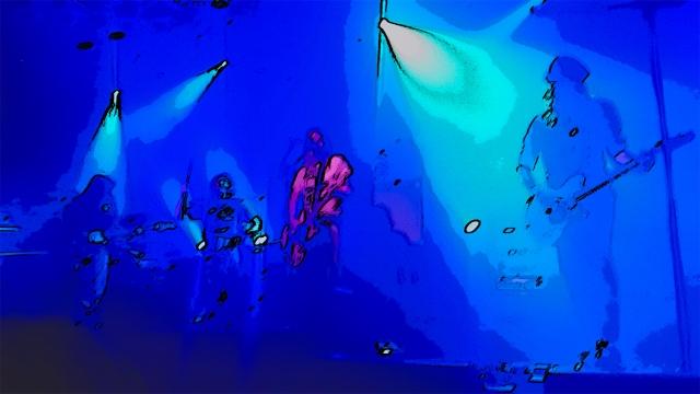 Post-Millenium Psychedelia, The Dandy Warhols, Commodore Ballroom, Vancouver, British Columbia, Canada, 2016