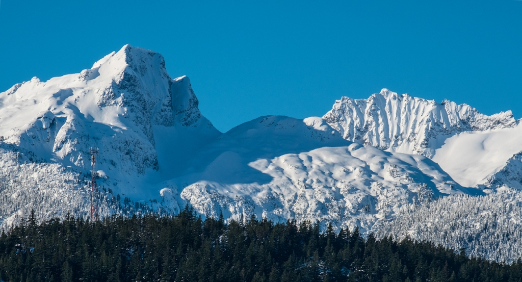 Tantalus Mountain Range, Near Squamish, British Columbia, Canada