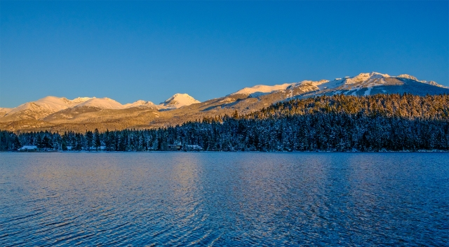 Whistler Valley, Whistler, British Columbia, Canada