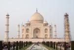Maintenance, The Taj Mahal, Agra, Uttar Pradesh, India