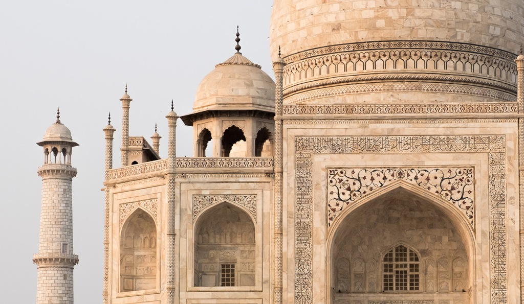 Beauty in Detail, Taj Mahal, Agra, Uttar Pradesh, India