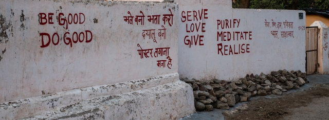 Be Good ~ Do Good, Rishikesh, Uttarakhand, India