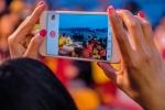 Live Feed, Ganga Aarti, Parmarth Niketan Ashram, Rishikesh, Uttarakhand, India