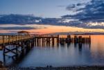 Twilight Pier