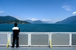 Queen of Surrey, Howe Sound, British Columbia, Canada