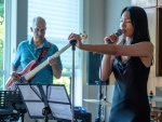 Ian and Josephine, beautiful sounds, North Vancouver,
