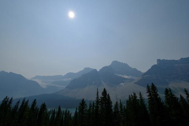 Strange Imaginings, Icefields Parkway, Banff National Park, Alberta, Canada