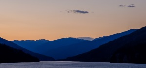 Sunset II, Revelstoke Lake, Revelstoke, British Columbia, Canada copy