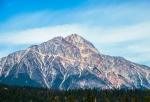Pyramid Mountain, Rocky Mountains, Jasper National Park, Alberta, Canada