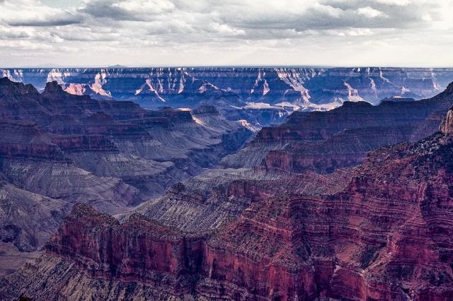 Bright Angel Point, North Rim, Grand canyon National Park, Arizona, United States of America II