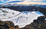 Peak to Creek, Whistler Mountain, British Columbia, Canada