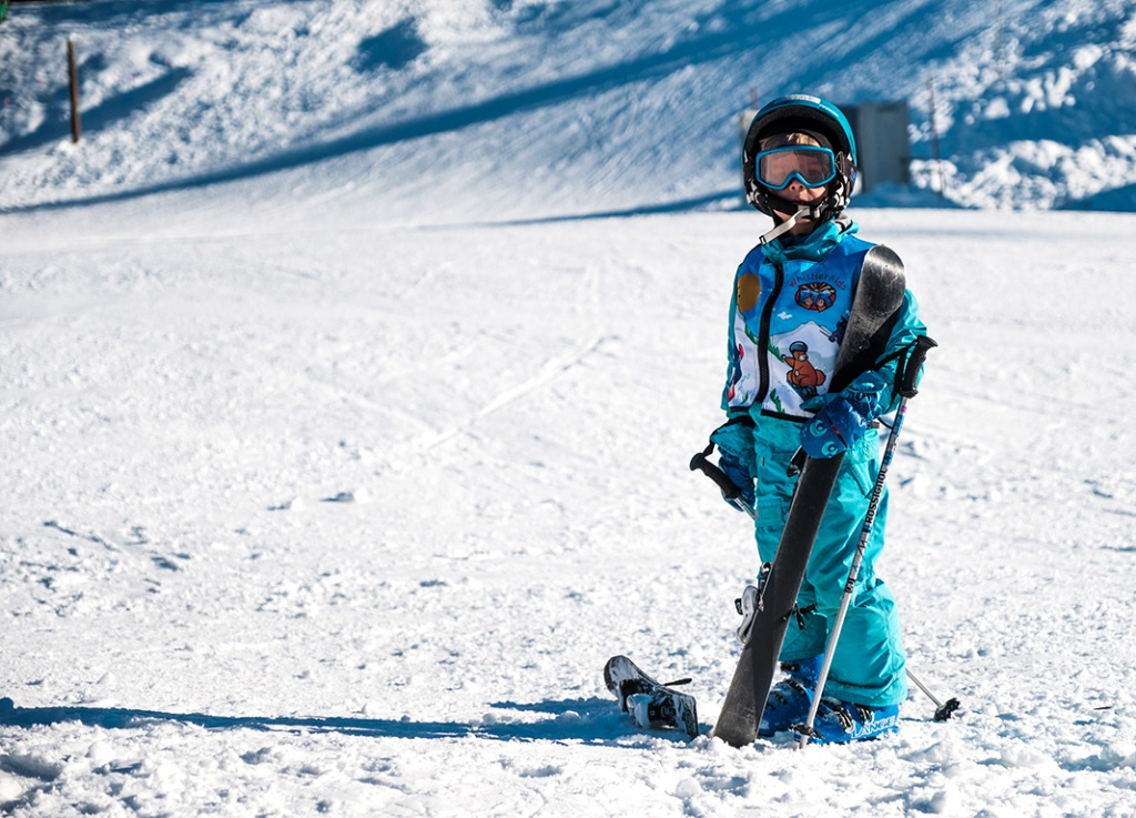 Ski Skamp, Whistler Mountain, British Columbia, Canada