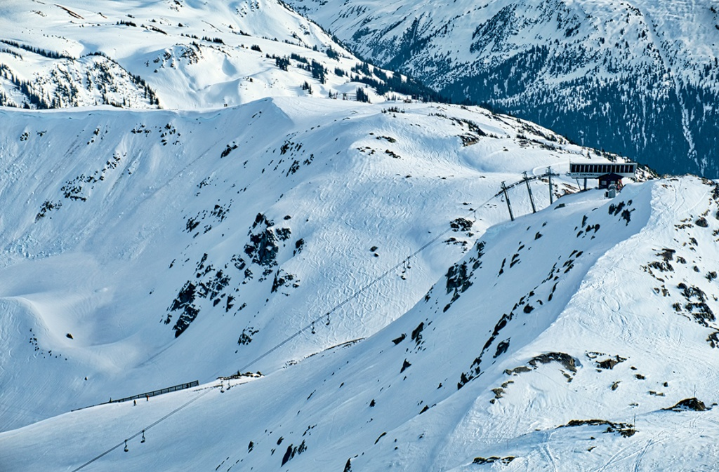 Symphony Express, Whistler Mountain, British Columbia, Canada