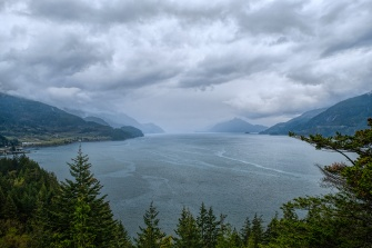 Raincoast, Britannia Beach, Howe Sound, British Columbia, Canada