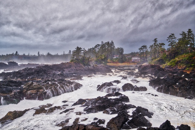 Cygnet Cove, Ucluelet, Vancouver Island, British Columbia, Canada