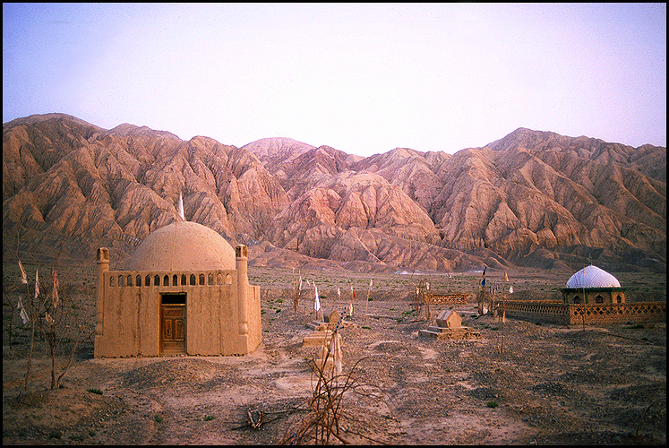 Death and Deliverance, Taklamakan Desert, Aksu to Kashgar, Xinjiang, China