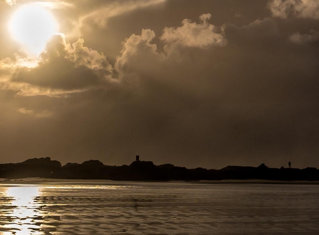 No More Than An Island, Frank Island, Chesterman Beach, Tofino, British Columbia, Canada