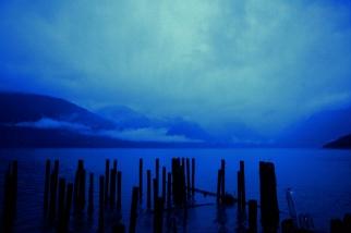 Too Blue for You, Howe Sound, Britannia Beach, British Columbia, Canada
