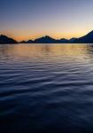 Britannia Sunset, Britannia Beach, Howe Sound, Sea to Sky Highway, British Columbia, Canada
