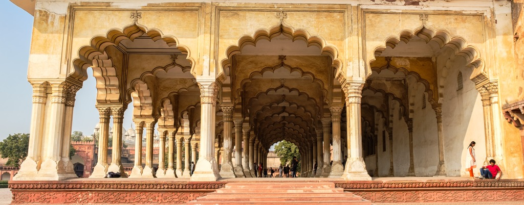 Personal Dramas, Red Fort, Agra, Uttar Pradesh, India