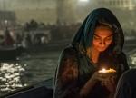 Angel of the Ganga, Ganges River, Varanasi, Uttar Pradesh, India