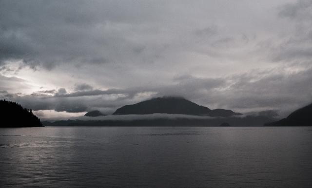 Dourest Grey, Britannia Beach, Howe Sound, Sea to Sky Highway, British Columbia, Canada