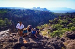 High Vantage, Above Twin Falls, Kakadu National Park, Northern Territory, Australia