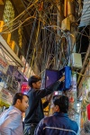 A litle light electrical, Chandni Chowk, New Delhi, India