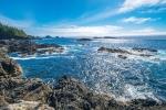 Magic Sunlight, Melfort Bell, Ucluelet, Vancouver Island, British Columbia, Canada