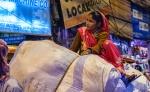 Queen of the Bazaar, Chandni Chowk market in Old Delhi, New Delhi, India