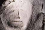Snow Man, Britannia Beach, British Columbia, Canada