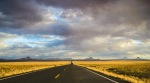 Southbound Highway 87, Between Round Top and Winslow, Arizona, United States of America