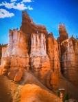 Hoodoo Impressions, Bryce Canyon National Park, Utah, United States of America