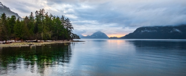 Subtle Hour, Porteau Cove Provincial Park, Howe Sound, Sea to Sky Highway, British Columbia, Canada.jpg