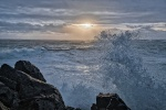 The Reaching Sea, Ucluelet, Vancouver Island, British Columbia, Canada