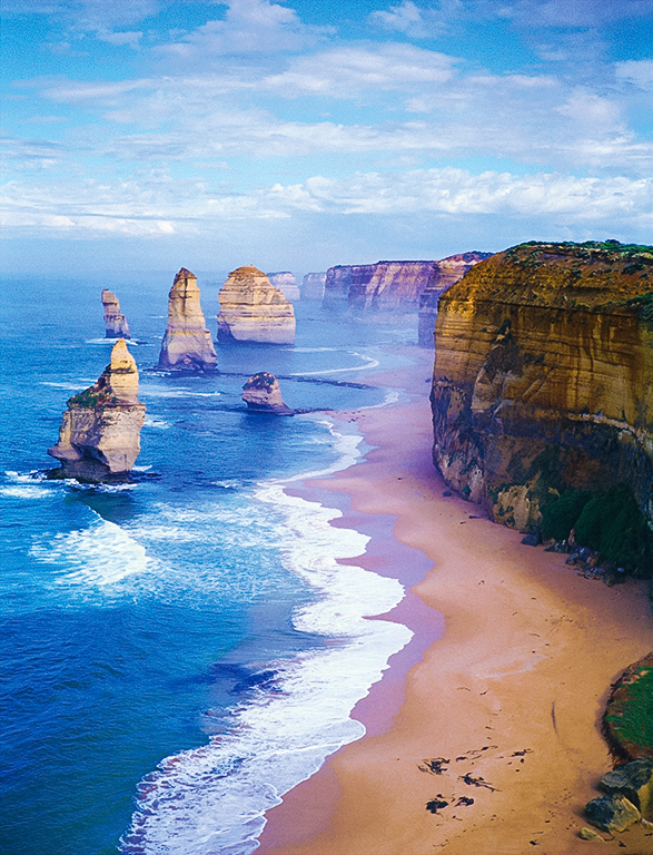 The Twelve Apostles, The Great Ocean Road, Victoria, Australia