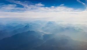 Coast Mountains Wildfires, British Columbia, Canada