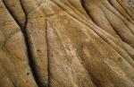 Bentonite, Badlands, Drumheller, Alberta, Canada