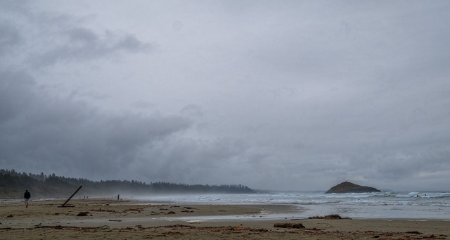 Solemn Wonder, Long Beach, Pacific Rim National Park, Vancouver Island, British Columbia, Canada