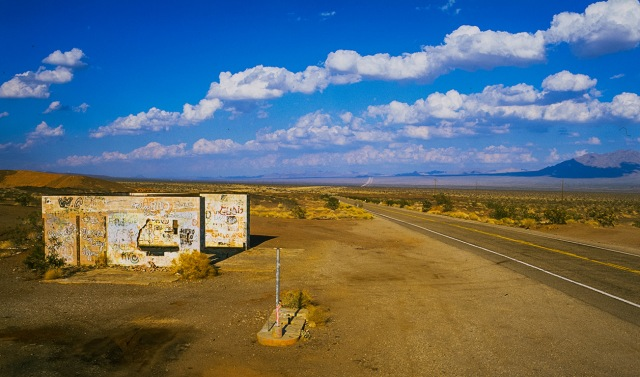 Another Roadside Attraction, Route 66, Mojave Desert, California, United States of America