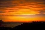 Glory Morning Light, Low's Peak, Mount Kinabalu, Borneo, Sabah, Malaysia