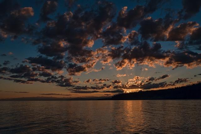 Celestial Lullabye, Gibsons, Sunshine Coast, British Columbia, Canada