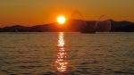 Shimmer Wings, Fireboat, English Bay, British Columbia, Canada