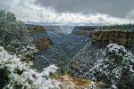 winter mesa, mesa verde national park, colorado, united states of america copy