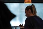 That Inner Life, Boston Pizza Waitress, Vancouver, British Columbia, Canada