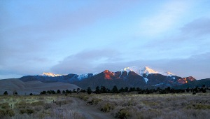 For Purple Mountain Majesties, Great Sand Dunes National Park, Colorado, United States of America